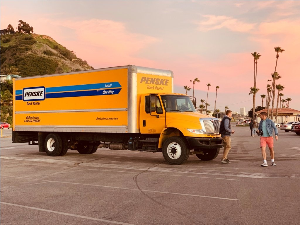 Moving From NYC TO LA | Cross Country Movers | NYC | LA