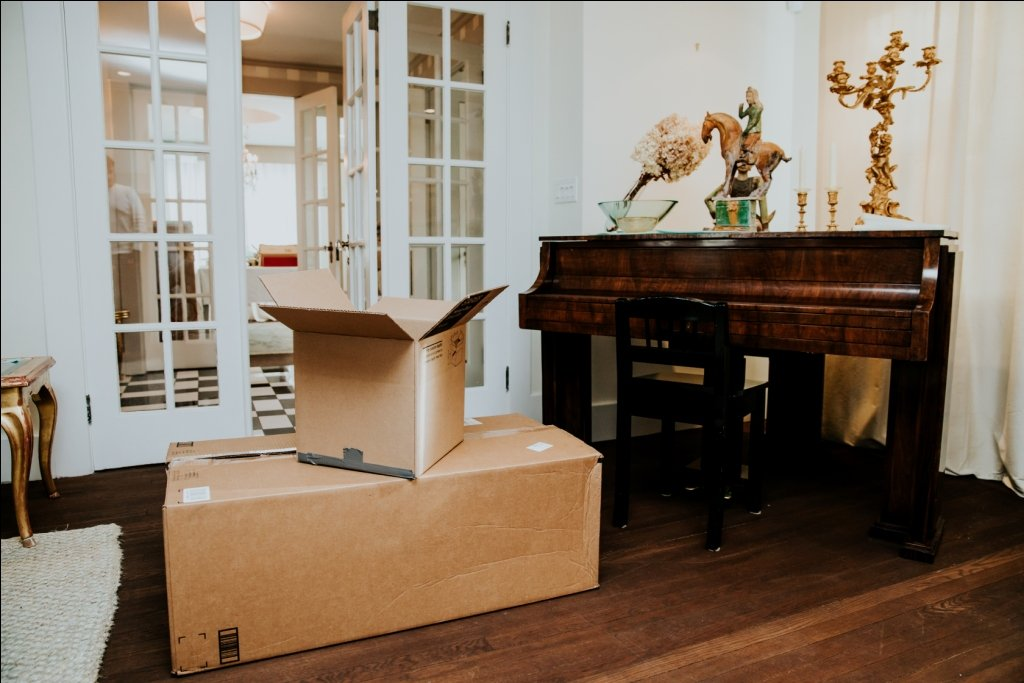 Move a Piano | Professional Movers | Piano Moving Helpers