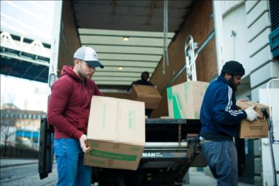 Moving Helpers NY   New York Moving Help
